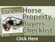 horse property buyers checklist