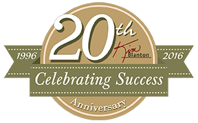 kim blanton 20 years as a realtor