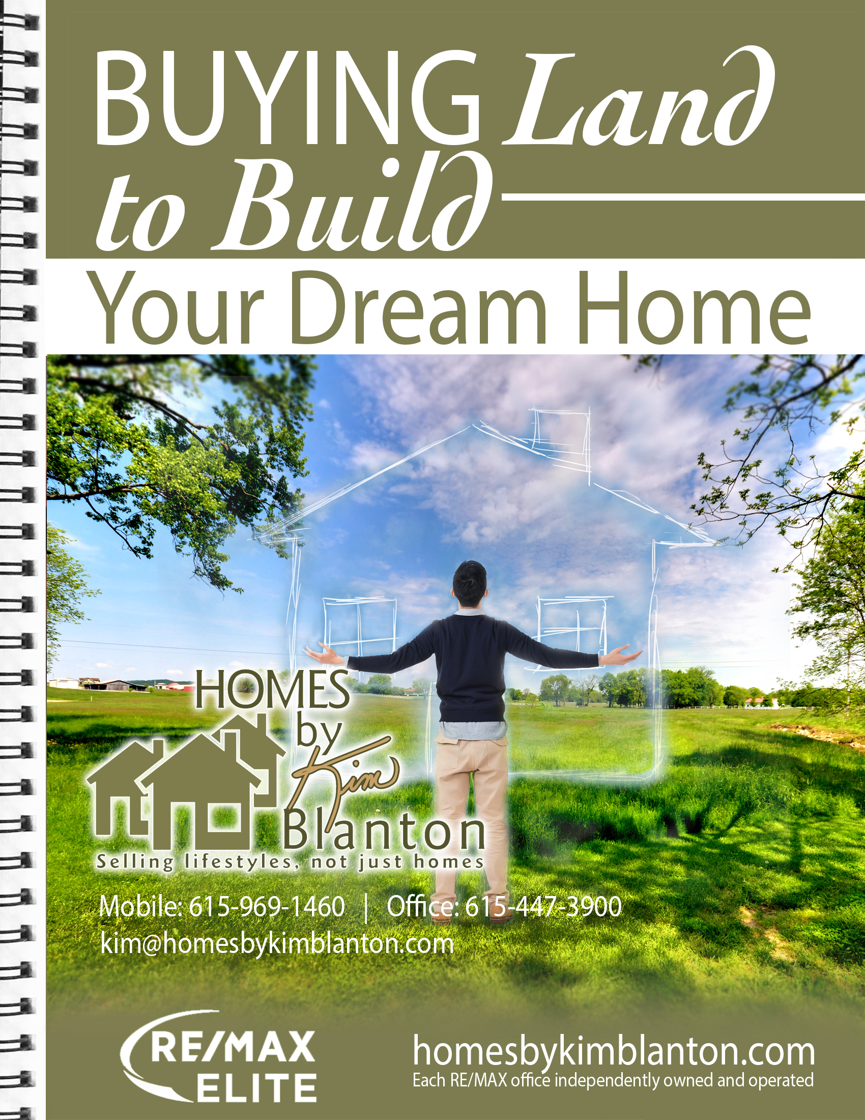 How to Build Your Dream Home eBook