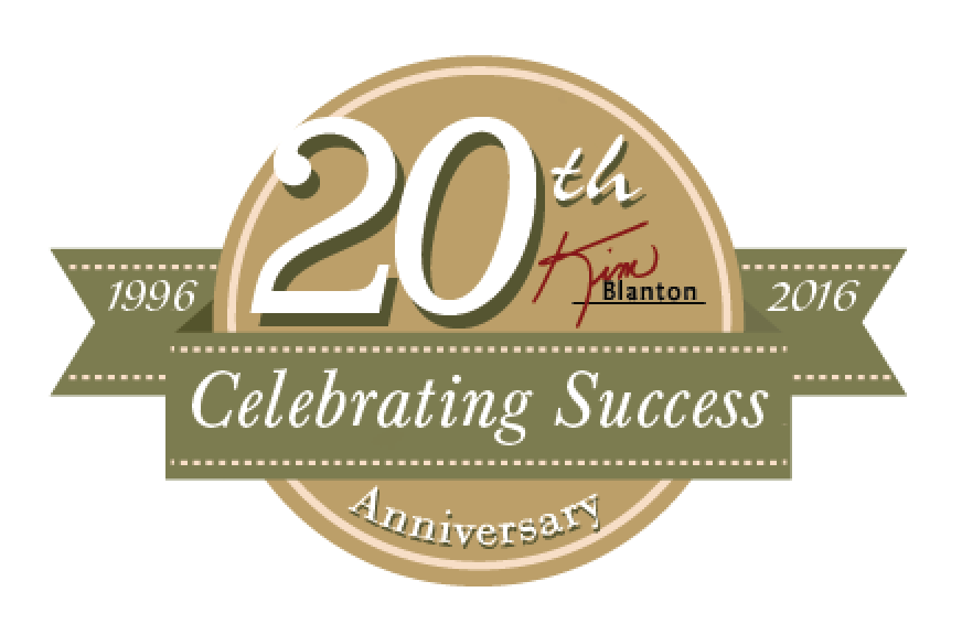 Kim Blanton Celebrates 20 years in real estate