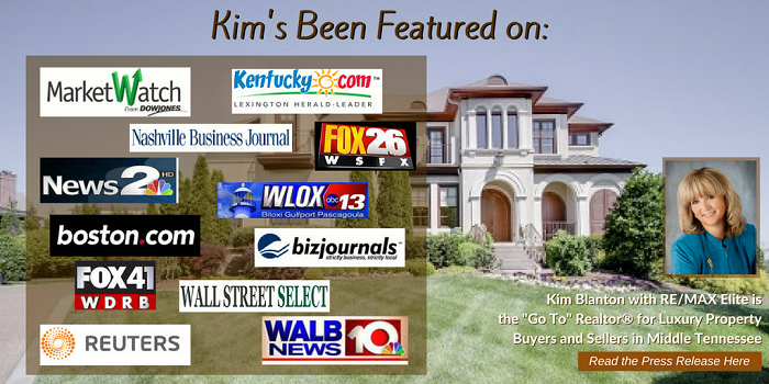 Kim Blanton has been featured on numerous websites