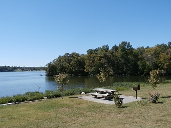 old hickory lake picnic area