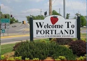 Image result for portland tn