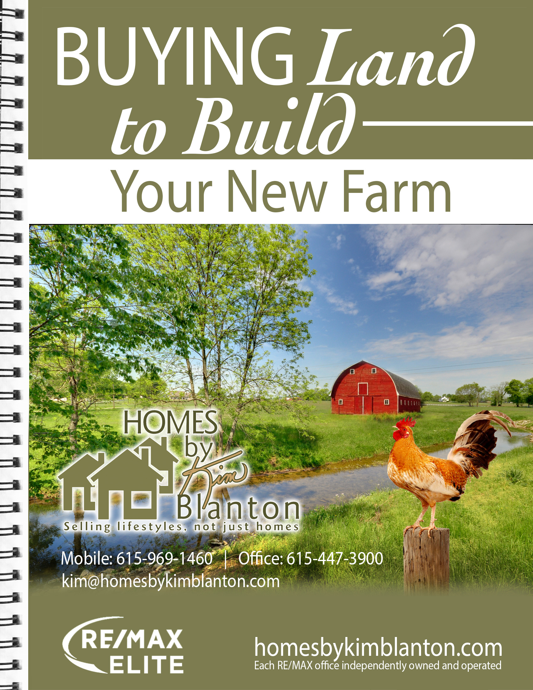 How to Build Your Farm ebook