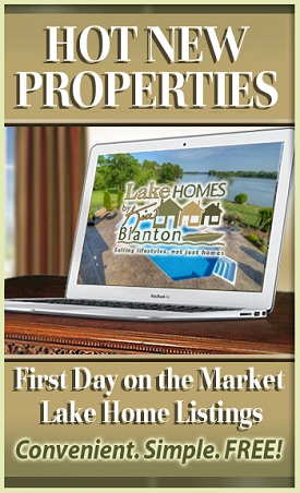 Hot New Lake Home Listings